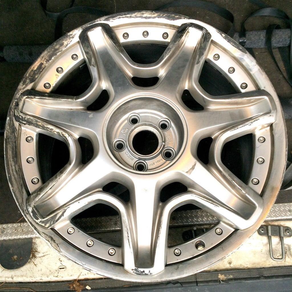 Rigenerazione cerchio Bentley