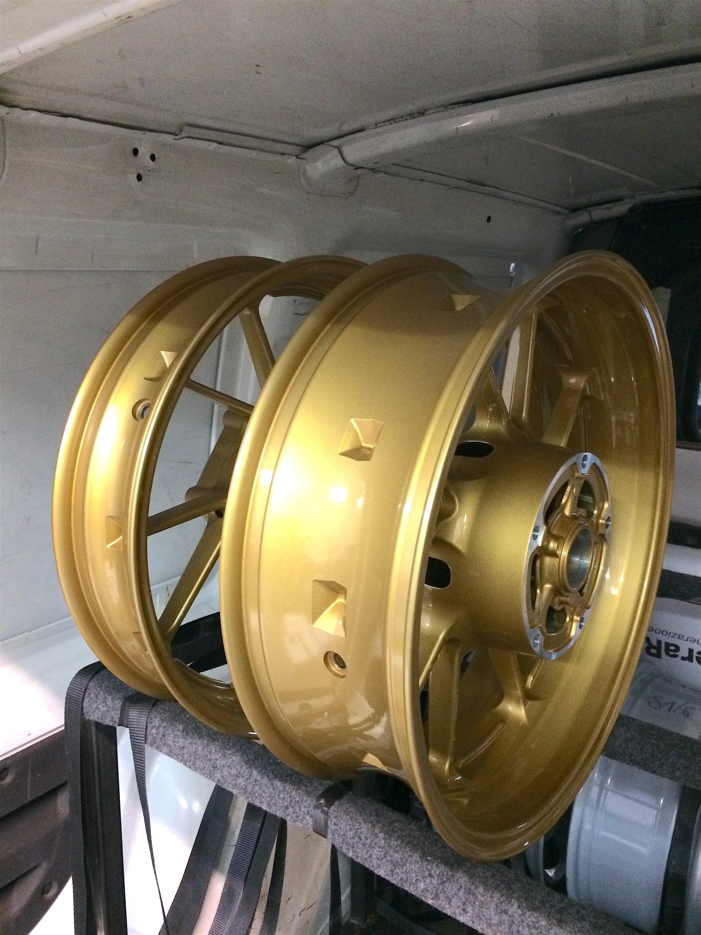 Colore Oro Metallizzato