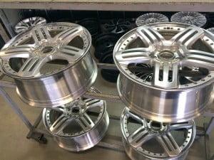 Rigenerazione cerchi Bentley Componibili