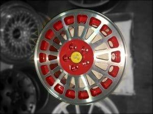 Cerchi personalizzati Lancia Delta Evoluzione
