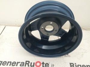 Rigenerazione cerchio Renault 5 GT Turbo