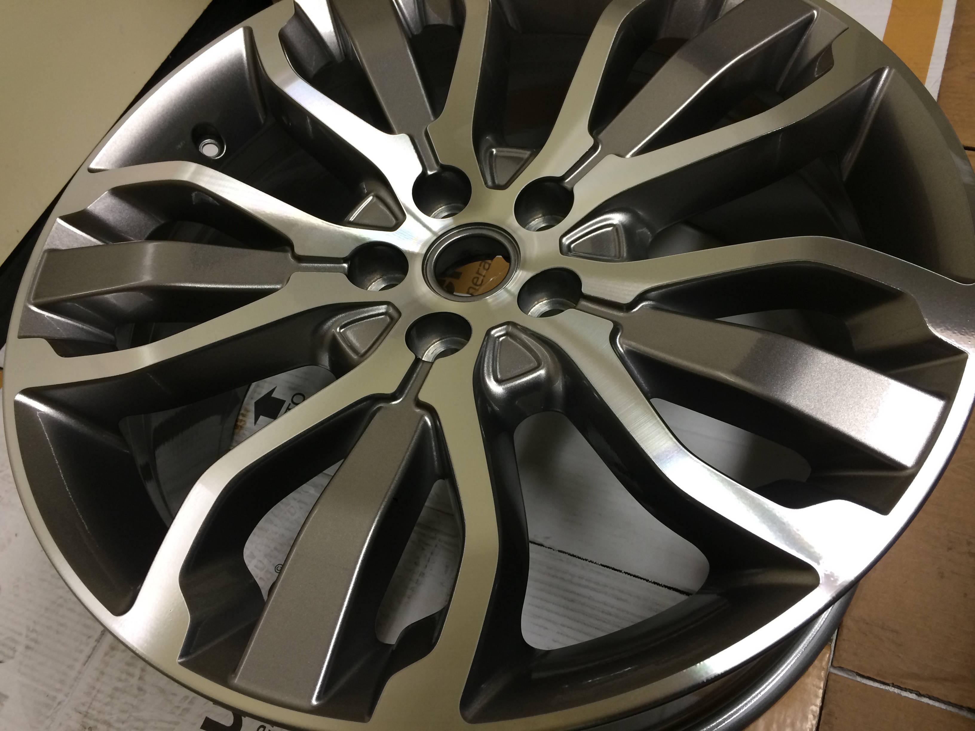 Cerchio rigenerato Range Rover Sport