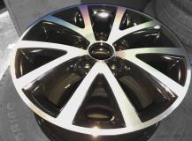Diamantatura su cerchio Volkswagen Golf Seattle