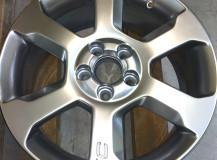 Rigenerazione cerchio Volvo XC
