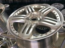 Rigenerazione cerchi Bentley Mulsanne Componibili