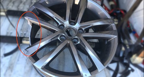 Riparazione cerchio Volkswagen